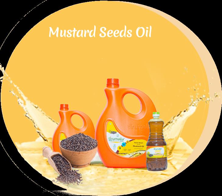 tirumalla mustard oil
