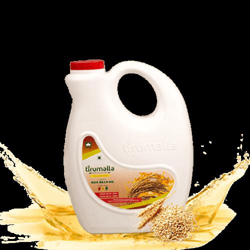 tirumalla ricebran oil