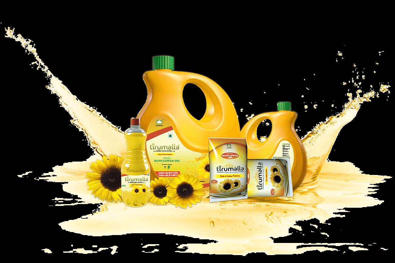 tirumalla sunflower oil