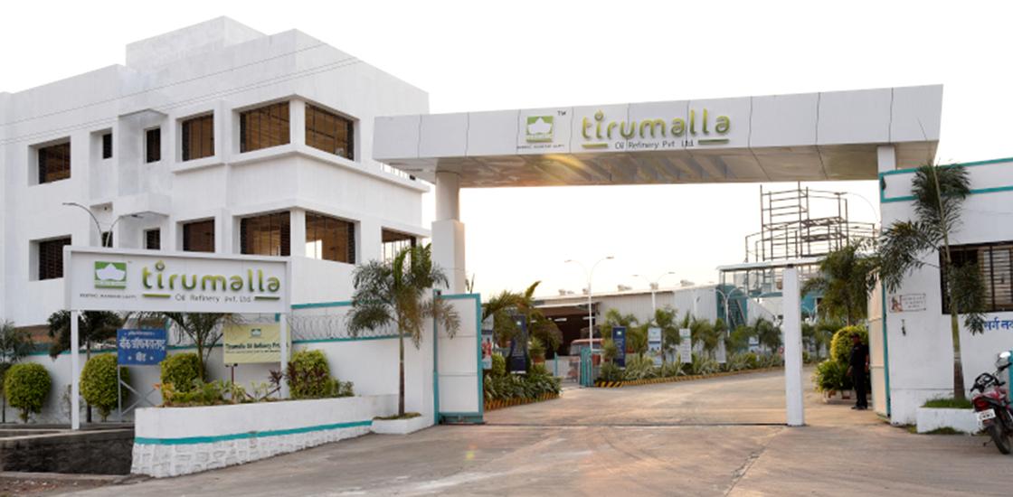 address of tirumalla oil refinery, plant-1, beed