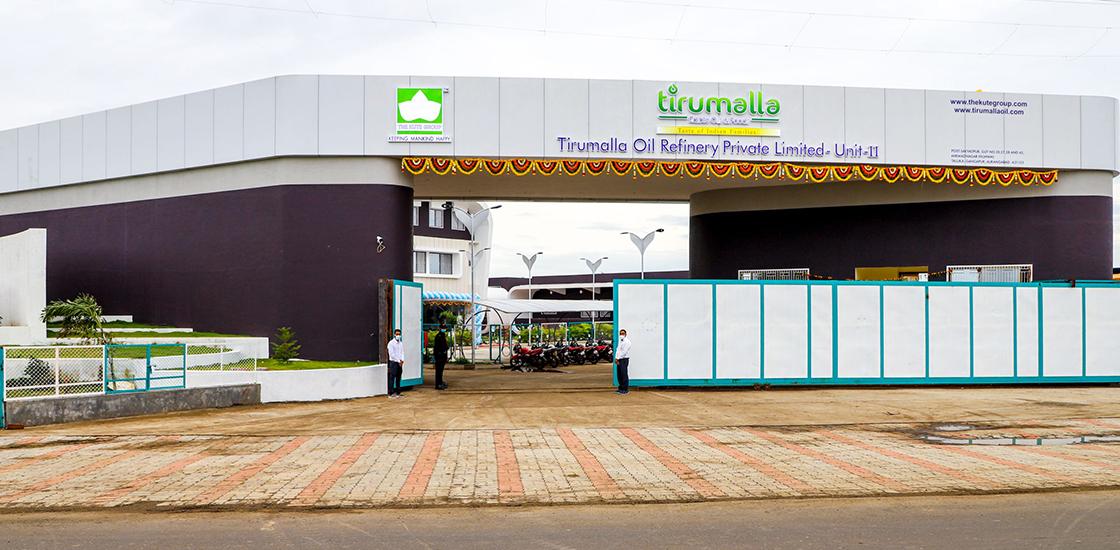 tirumalla oil refinery pvt ltd, gangapur, aurangabad