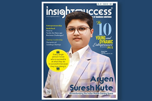 Master Aryen Suresh Kute – Young and Dynamic Entrepreneur To Watch In 2021